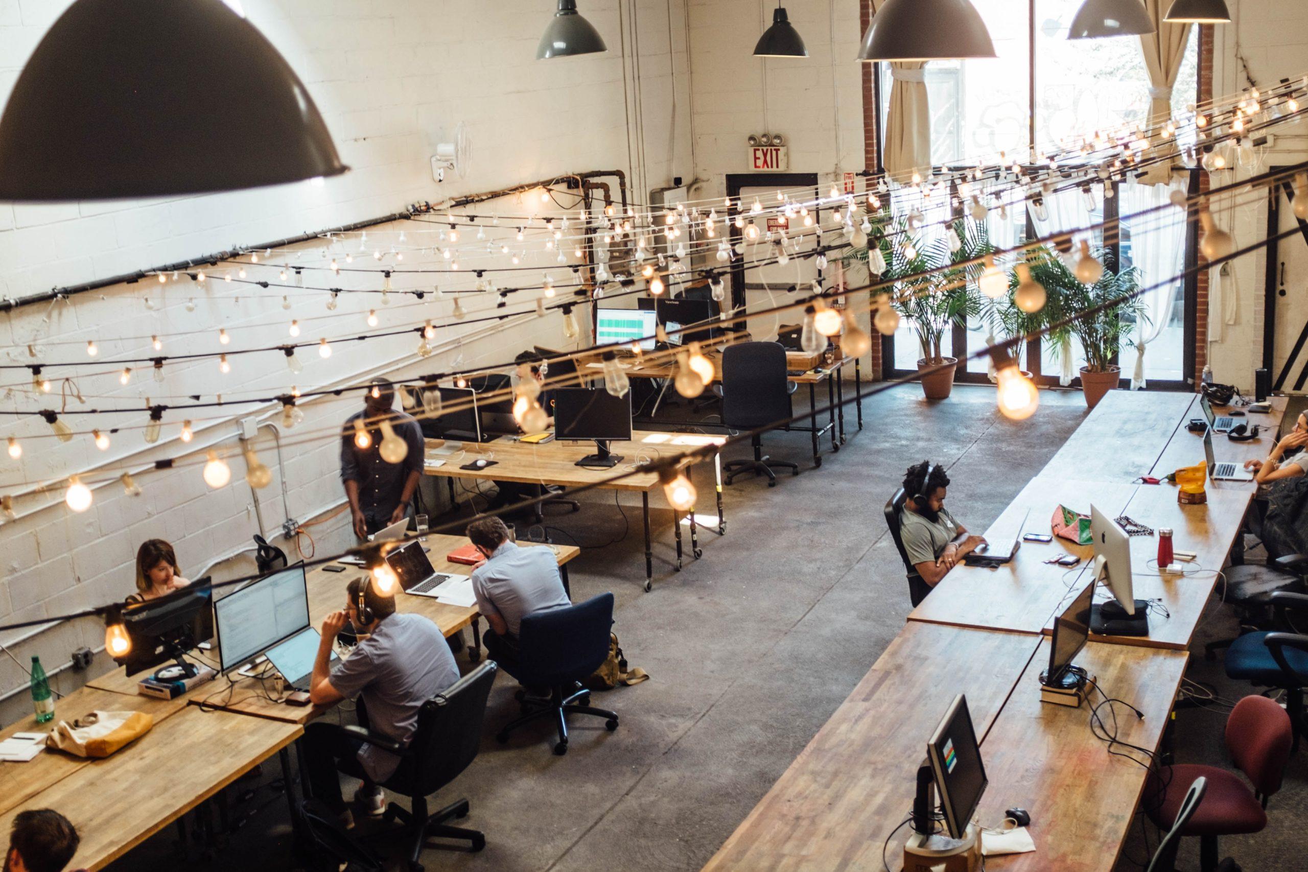 Hot desking : l'innovation a un prix