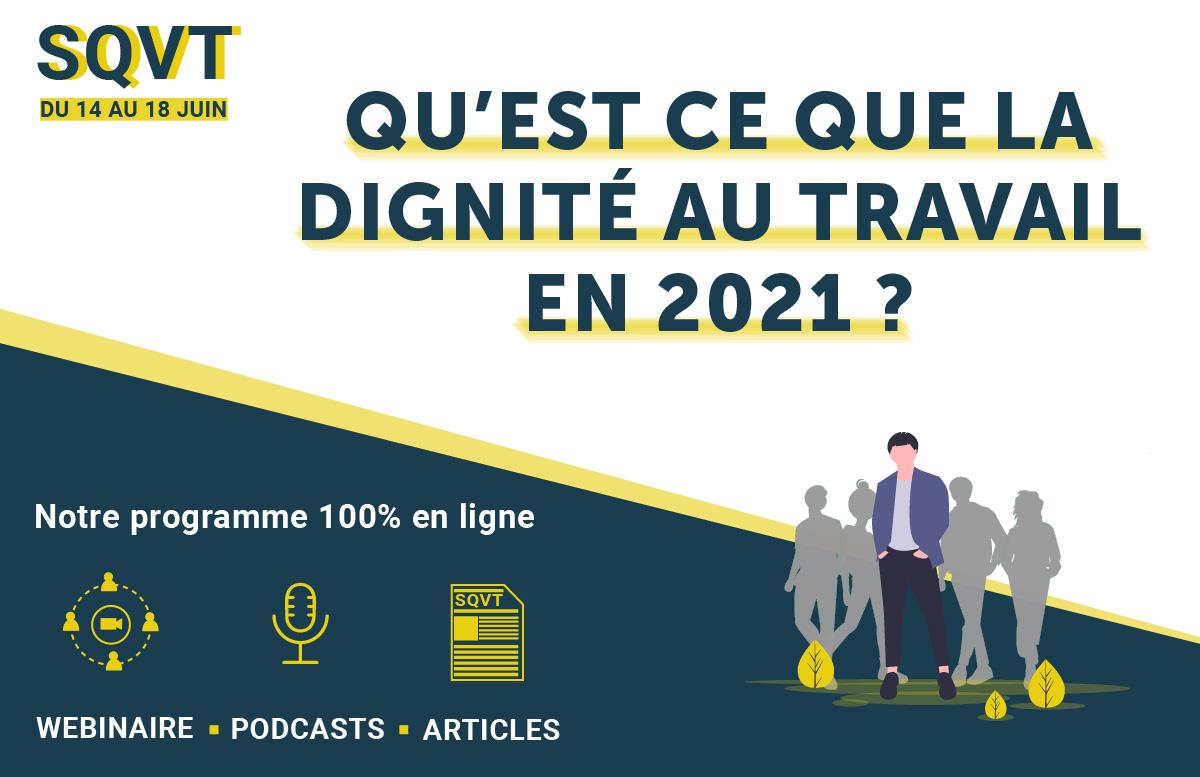 Edito semaine de la QVT 2021